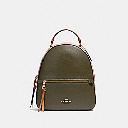 JORDYN BACKPACK IN COLORBLOCK - IM/CANTEEN MULTI - COACH 166