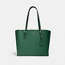 MOLLIE TOTE - IM/KELLY GREEN/BLACK - COACH 1671