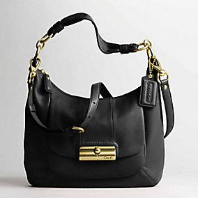 Kristin Leather Hobo