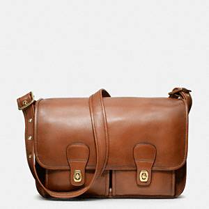 Coach Classics Leather Field Bag B4/britishtan