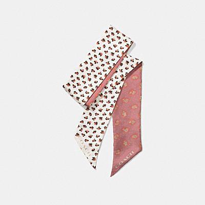 デザート フラワー スキニー スカーフ