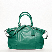 MADISON LEATHER SOPHIA SATCHEL