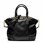 MADISON LEATHER LINDSEY SATCHEL