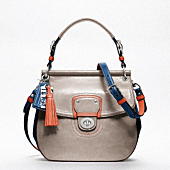 LEATHER COLORBLOCK NEW WILLIS $298.00