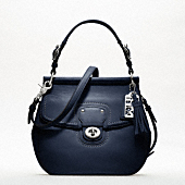 Poppy Leather New Willis $298.00