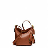 LEGACY LEATHER MINNIE DUFFLE