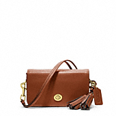 LEGACY LEATHER PENNY SHOULDER PURSE