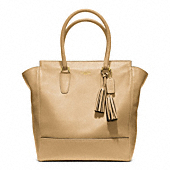 LEGACY LEATHER TANNER TOTE