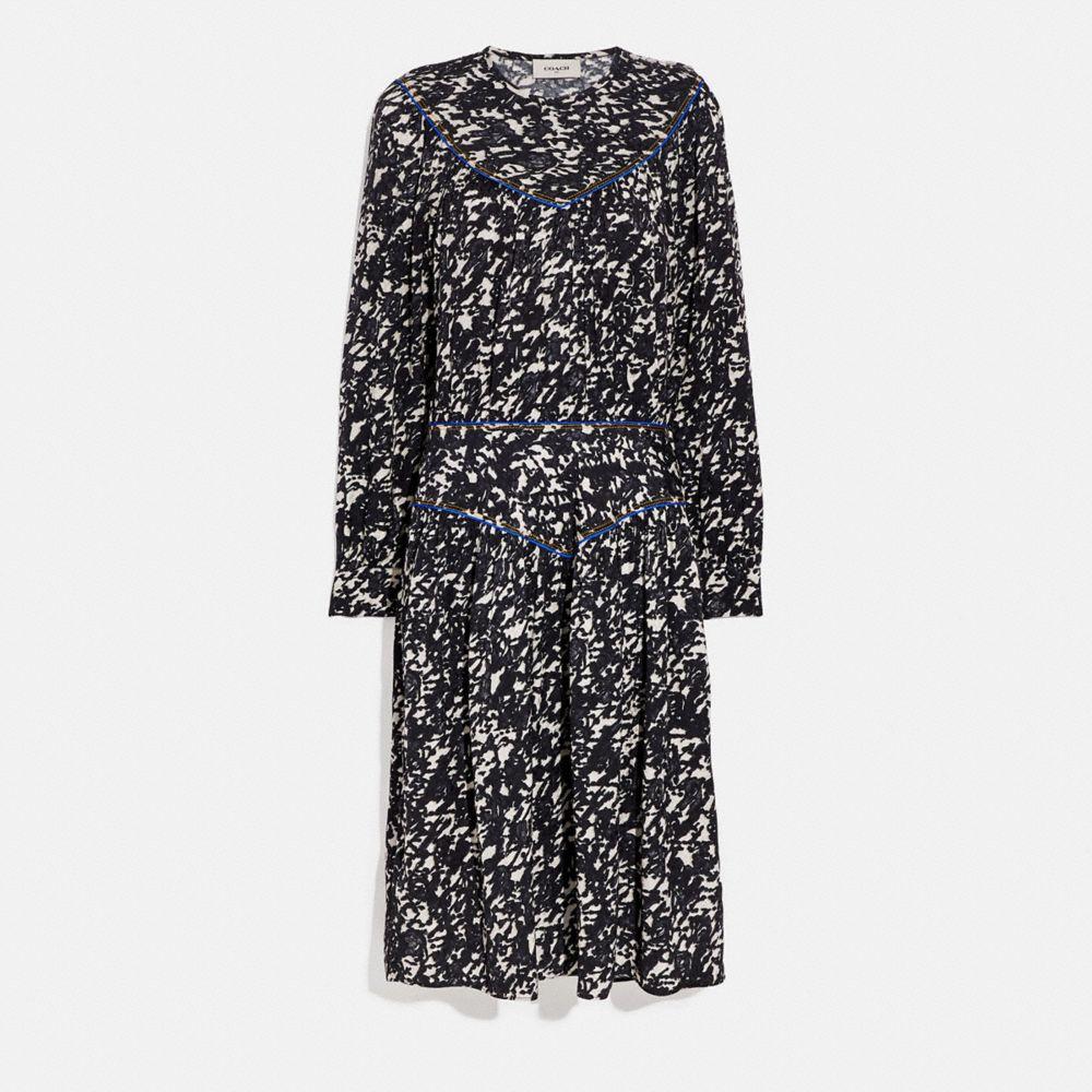 요크 드레스