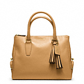 LEGACY ARCHIVAL TOP ZIP SATCHEL
