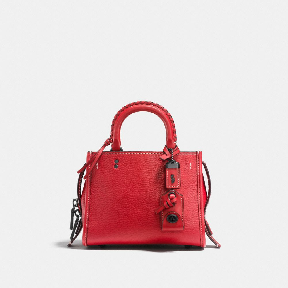 Coach Rogue 17 With Whipstitch Handle