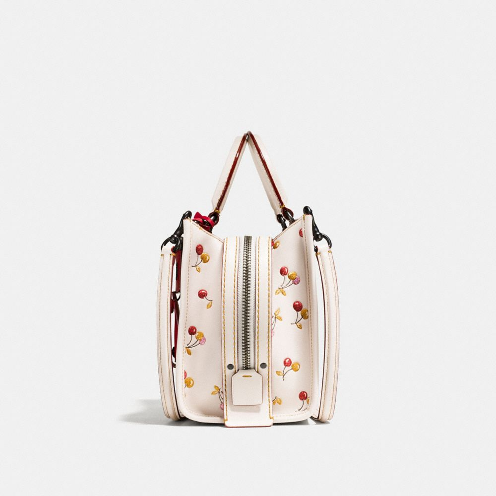Coach Rogue 25 With Cherry Print Alternate View 1