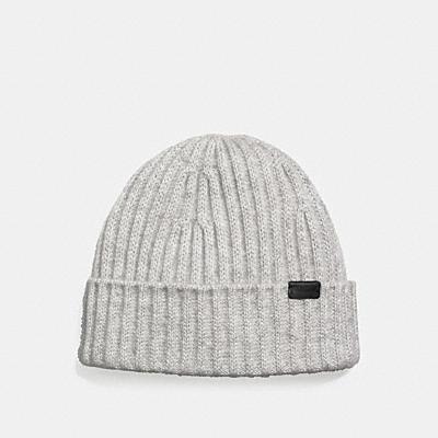 喀什米爾針織帽