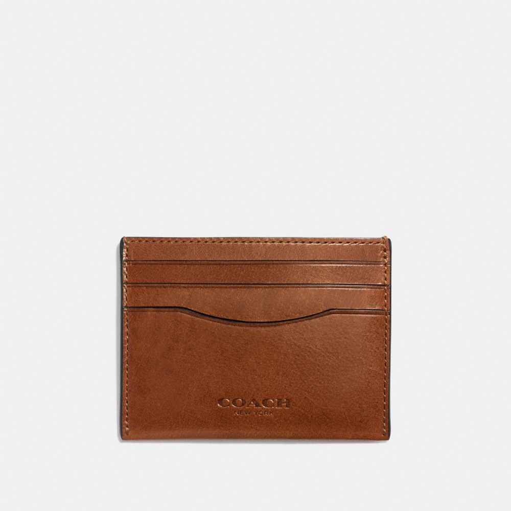 CARD CASE IN WATER BUFFALO LEATHER - Alternate View