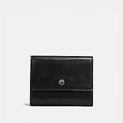 COIN CASE - BLACK - COACH 21797