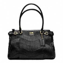 MADISON GATHERED LEATHER KARA CARRYALL