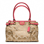 MADISON OP ART SATEEN KARA CARRYALL