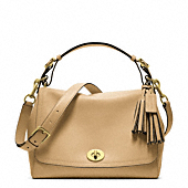 LEGACY LEATHER ROMY TOP HANDLE