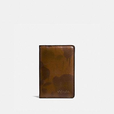 カード ウォレット ウィズ ワイルド ビースト プリント