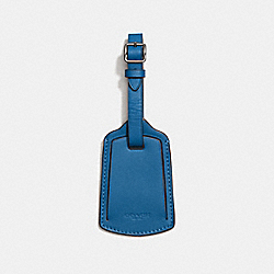 LUGGAGE TAG - DENIM - COACH 22876