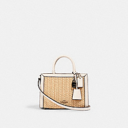 MICRO ZOE CROSSBODY - SV/CHALK - COACH 2298