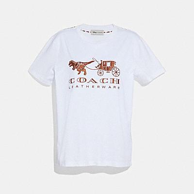 렉시 앤 캐리지 티셔츠