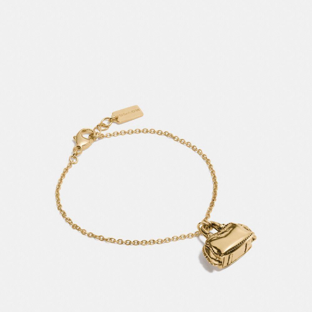 Coach Rogue Chain Bracelet