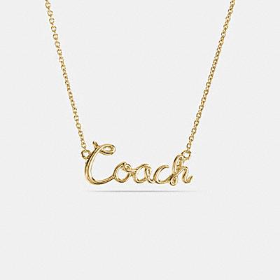 COACH 項鍊