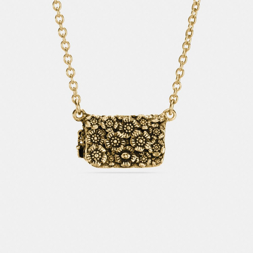 Coach Dinky Necklace