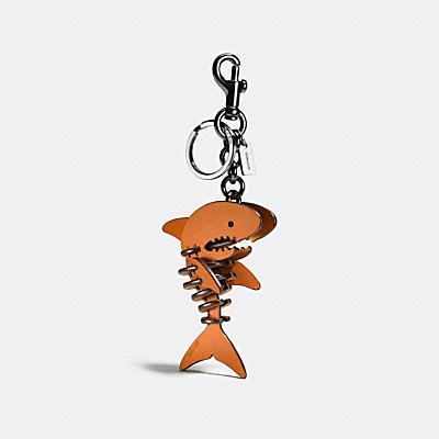 小型 SHARKY 鯊魚拼圖掛飾