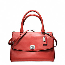 LEGACY PINNACLE LEATHER HARPER SATCHEL
