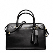 Legacy Pinnacle Leather Large Haley Satchel