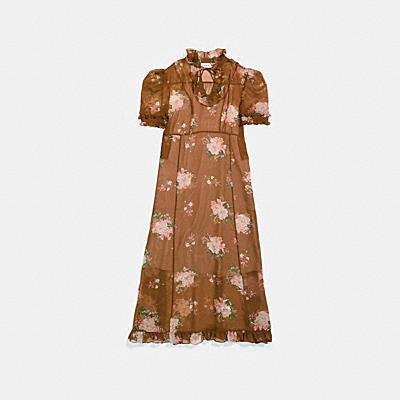 アンダーピニング ドレス*