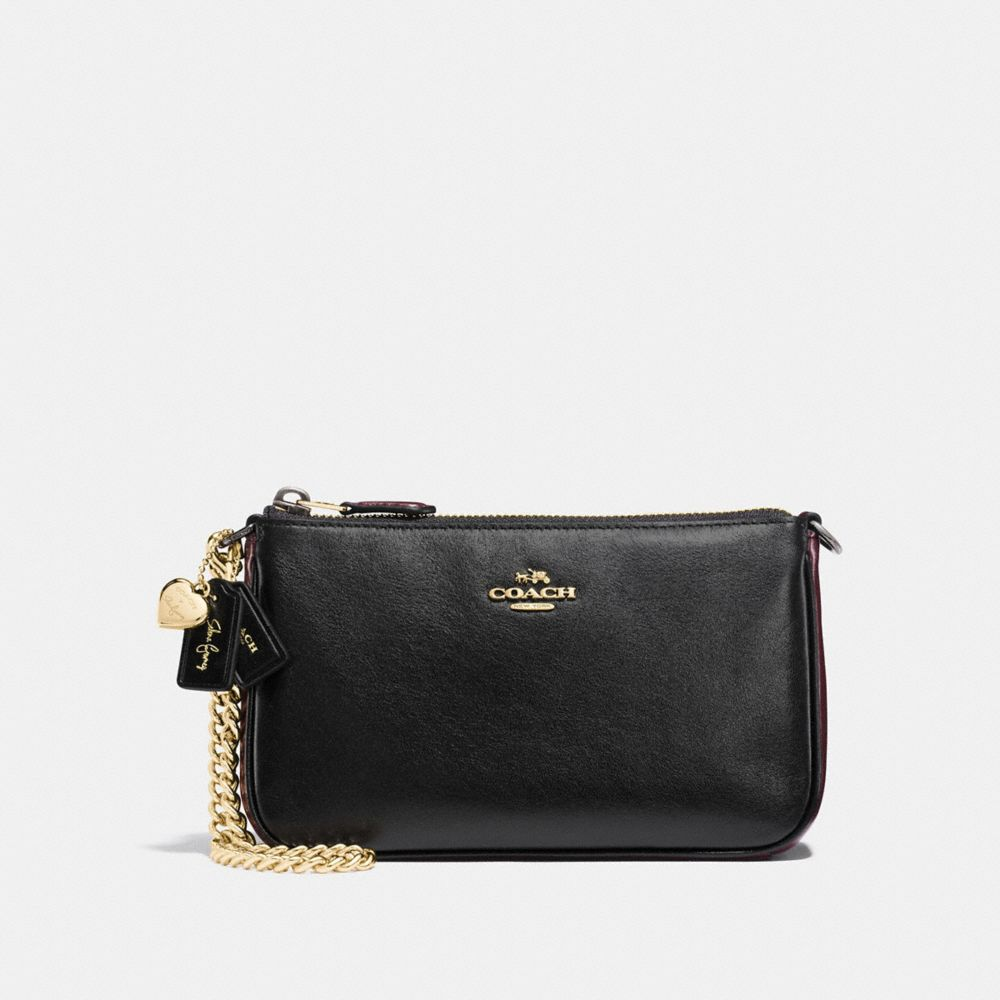 Coach Selena Wristlet 19 in Colorblock