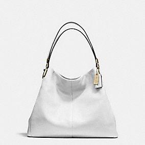 Madison Leather Phoebe Shoulder Bag Review 24