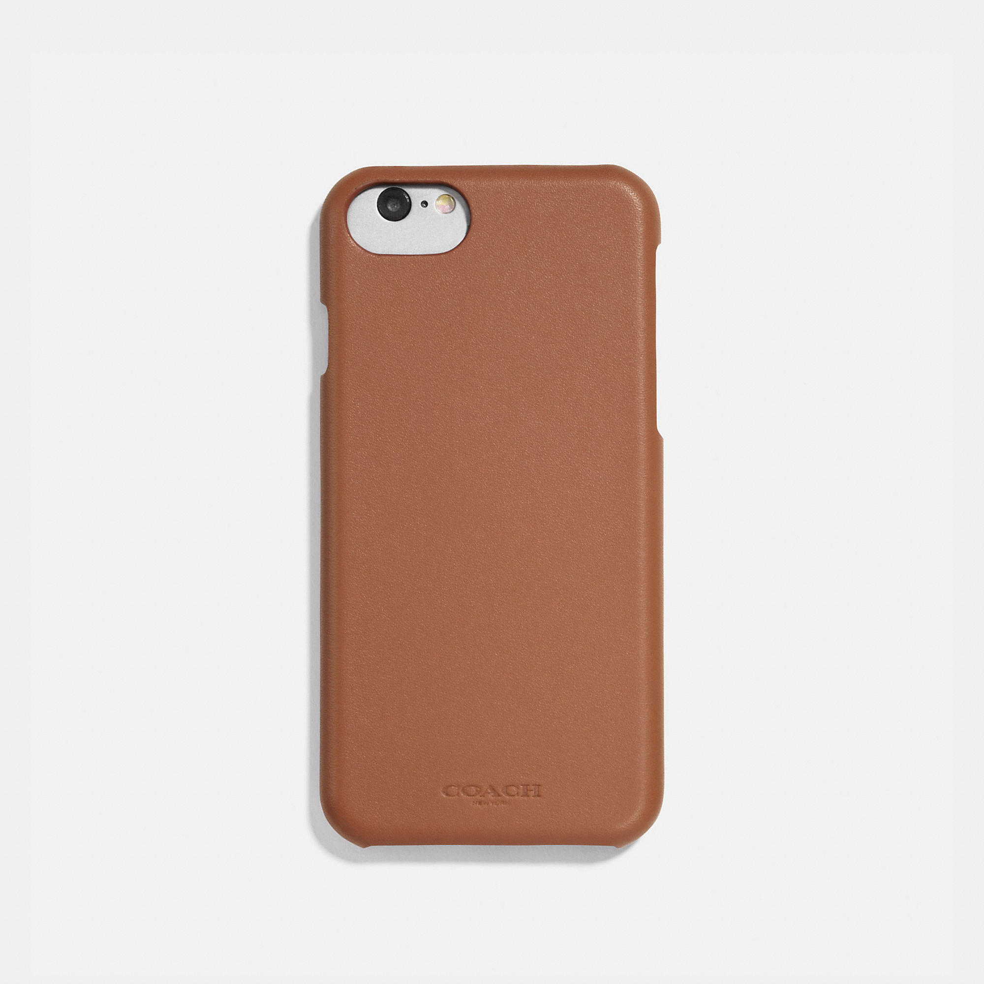 Coach Leather Phone Case