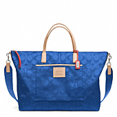 LEGACY WEEKEND SIGNATURE NYLON WEEKENDER TOTE