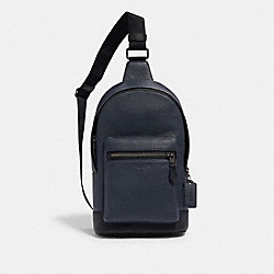 WEST PACK - QB/MIDNIGHT NAVY - COACH 2540