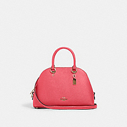 KATY SATCHEL - IM/ELECTRIC PINK - COACH 2553