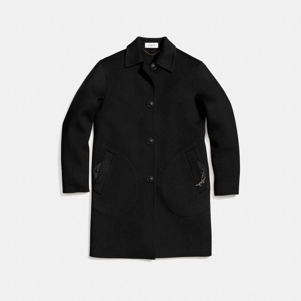 Coach Luxury Wool Coat
