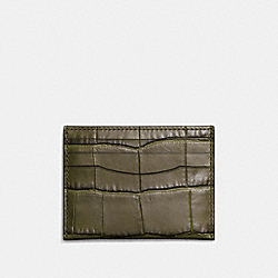 CARD CASE - MOSS - COACH 26008