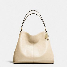 Coach Madison Leather Phoebe Shoulder Bag Review 96