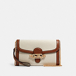 JADE CHAIN CROSSBODY - IM/NATURAL SUNBEAM MULTI - COACH 2630