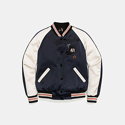 REVERSIBLE SOUVENIR JACKET
