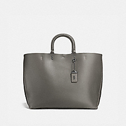 ROGUE TOTE - BP/HEATHER GREY - COACH 26886