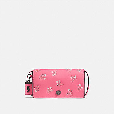 DINKY WITH FLORAL BOW PRINT