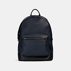 WEST BACKPACK - QB/MIDNIGHT NAVY - COACH 2854