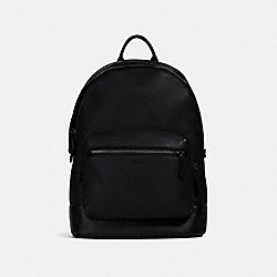 WEST BACKPACK - QB/BLACK - COACH 2854