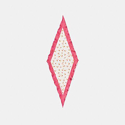 チェリー スター シルク ダイヤモンド