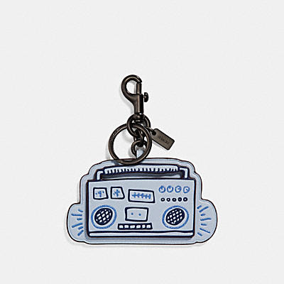 COACH X KEITH HARING バッグ チャーム